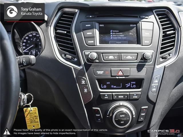 2017 Hyundai Santa Fe Sport 2.4 SE (Stk: 88271B) in Ottawa - Image 25 of 25