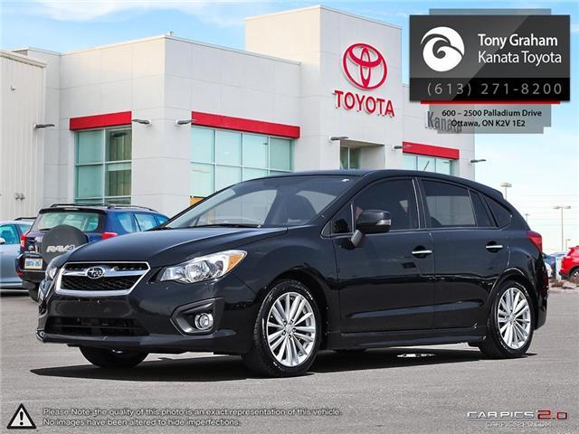 2013 Subaru Impreza 2.0i Limited Package (Stk: 88423A) in Ottawa - Image 1 of 26