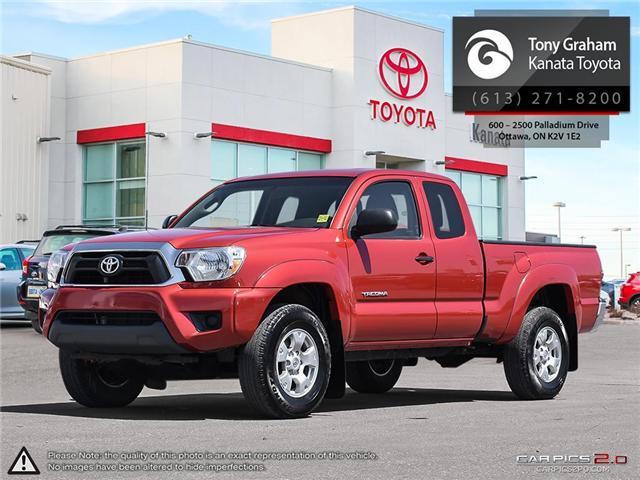2014 Toyota Tacoma Base (Stk: M2472) in Ottawa - Image 1 of 25