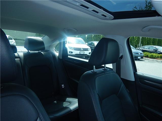 2014 Volkswagen Passat 2.0 TDI Highline (Stk: JT151997A) in Surrey - Image 16 of 30