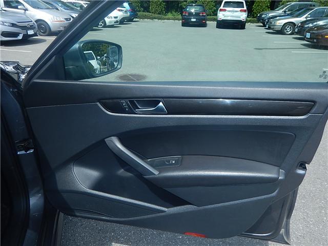 2014 Volkswagen Passat 2.0 TDI Highline (Stk: JT151997A) in Surrey - Image 25 of 30