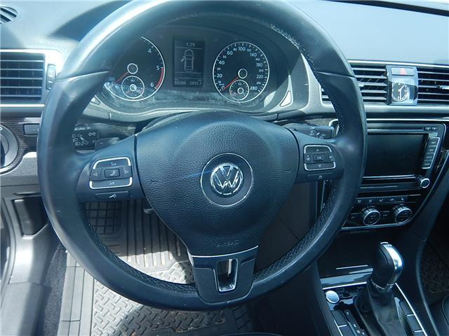 2014 Volkswagen Passat 2.0 TDI Highline (Stk: JT151997A) in Surrey - Image 7 of 30
