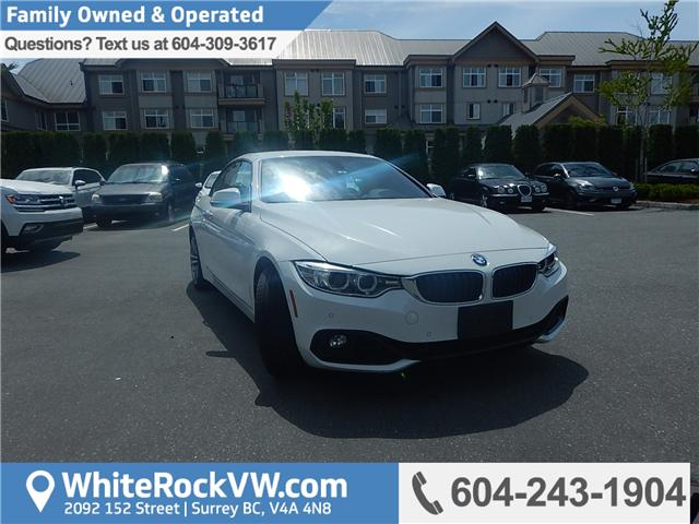2016 BMW 428i xDrive (Stk: VW0690) in Surrey - Image 1 of 28