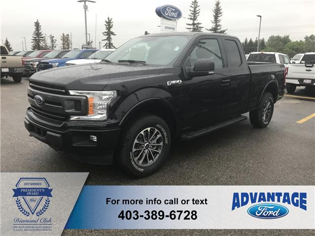 2018 Ford F-150 XLT (Stk: J-1100) in Calgary - Image 1 of 5