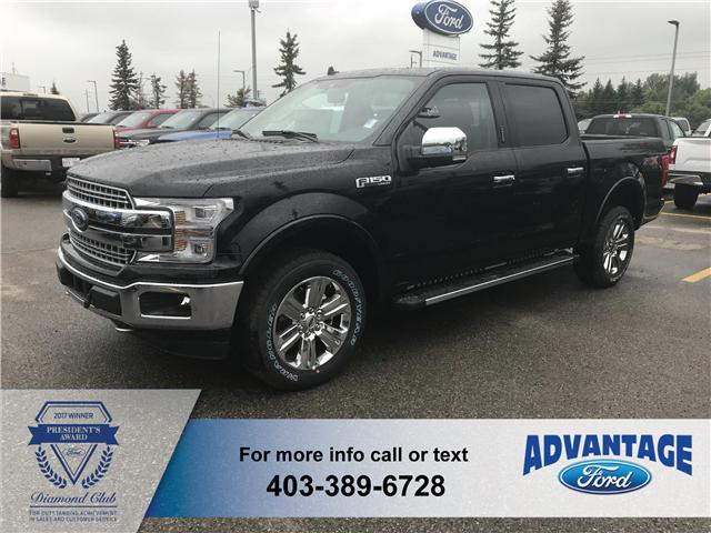 2018 Ford F-150 Lariat (Stk: J-1184) in Calgary - Image 1 of 5