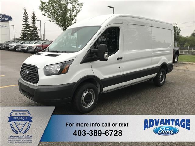 2018 Ford Transit-250 Base (Stk: J-591) in Calgary - Image 1 of 6