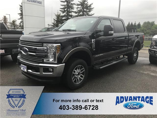 2018 Ford F-350 Lariat (Stk: J-687) in Calgary - Image 1 of 5