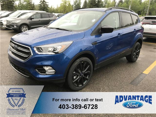 2018 Ford Escape SE (Stk: J-963) in Calgary - Image 1 of 5