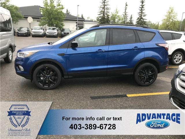 2018 Ford Escape SE (Stk: J-963) in Calgary - Image 2 of 5