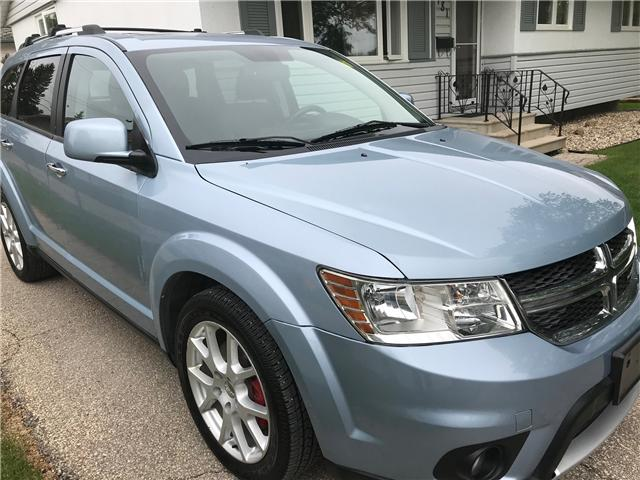 2013 Dodge Journey R/T (Stk: 1) in Winnipeg - Image 2 of 6