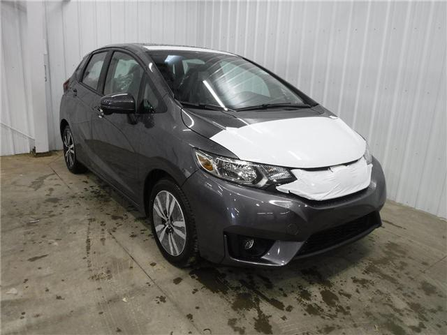 2017 Honda Fit EX (Stk: 1720011) in Calgary - Image 1 of 22