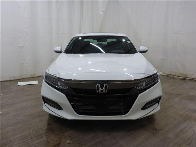 2018 Honda Accord Sport (Stk: 1844036) in Calgary - Image 2 of 22