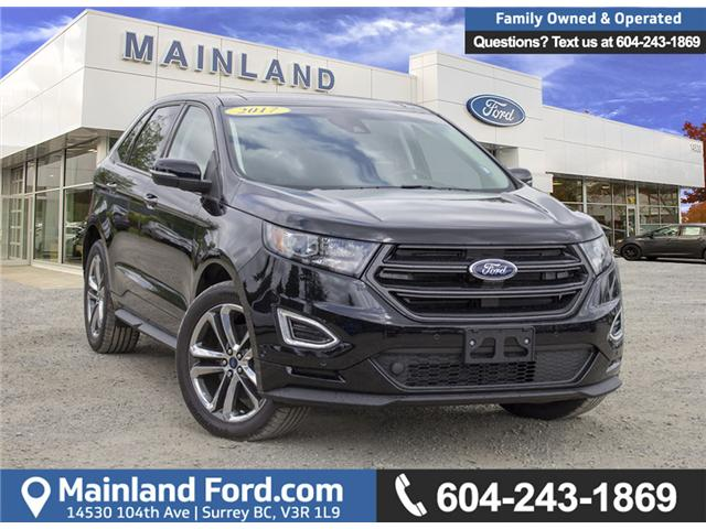 2017 Ford Edge Sport (Stk: 7ED3670) in Surrey - Image 1 of 26