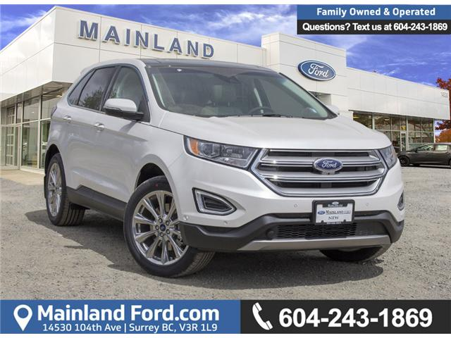 2018 Ford Edge Titanium (Stk: 8ED7003) in Surrey - Image 1 of 27