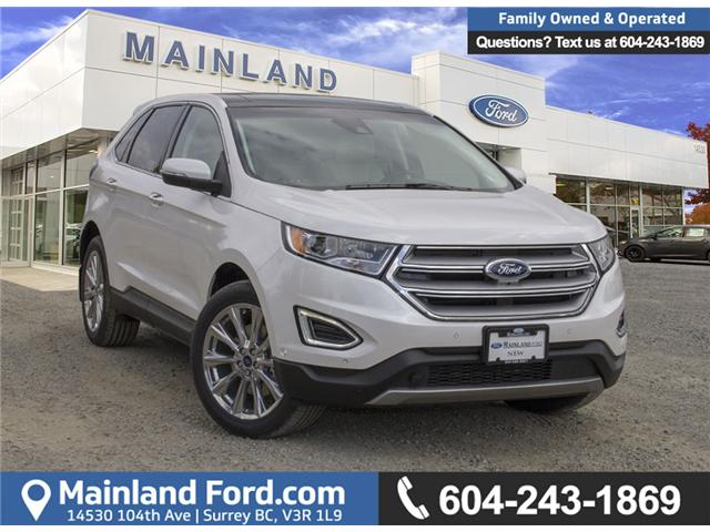 2018 Ford Edge Titanium (Stk: 8ED7005) in Surrey - Image 1 of 25