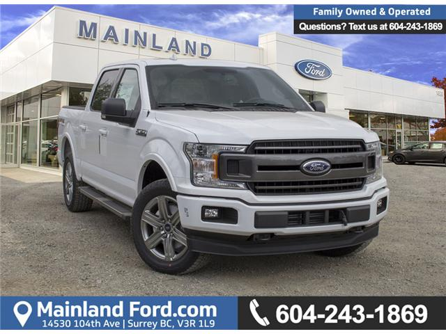 2018 Ford F-150 XLT (Stk: 8F10579) in Surrey - Image 1 of 28