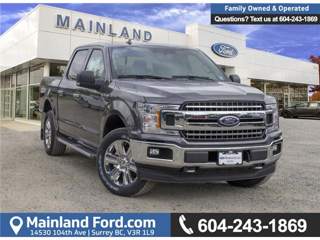 2018 Ford F-150 XLT (Stk: 8F10745) in Surrey - Image 1 of 25