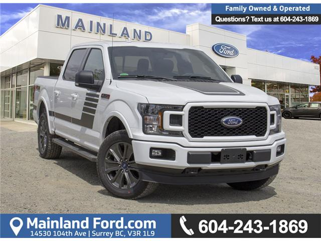 2018 Ford F-150 XLT (Stk: 8F13186) in Surrey - Image 1 of 27