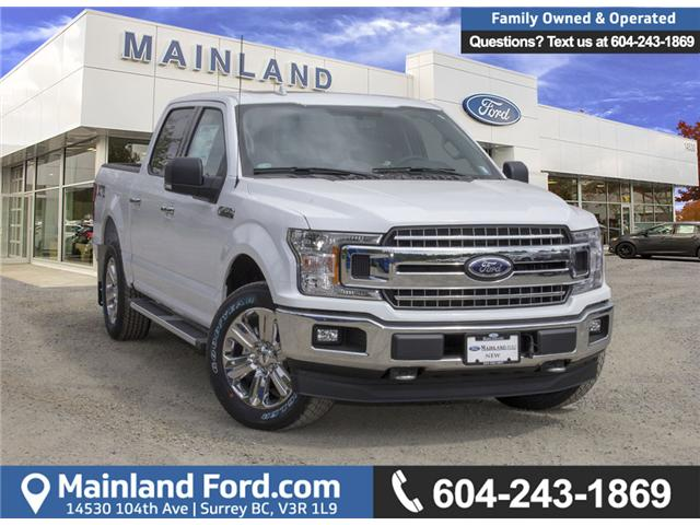 2018 Ford F-150 XLT (Stk: 8F14787) in Surrey - Image 1 of 27