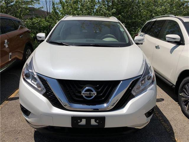 2018 Nissan Murano Platinum (Stk: X8762) in Burlington - Image 2 of 3