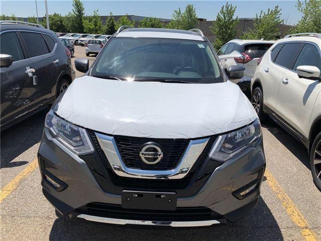 2018 Nissan Rogue SV (Stk: X2189) in Burlington - Image 2 of 5
