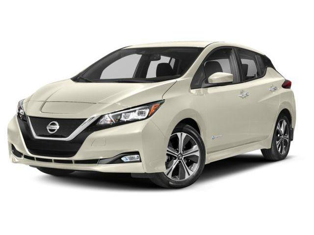 2018 Nissan LEAF SV (Stk: X7276) in Burlington - Image 1 of 9