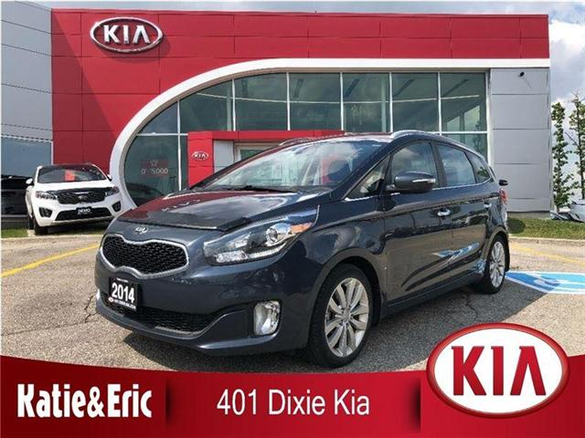 2014 Kia Rondo EX Luxury (Stk: OP18032A) in Mississauga - Image 1 of 18