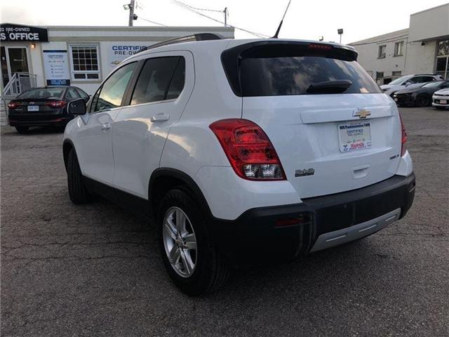 2014 Chevrolet Trax LT- GM CERTIFIED PRE-OWNED-1 OWNER TRADE (Stk: P6201) in Markham - Image 2 of 19