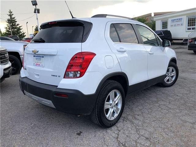 2014 Chevrolet Trax LT- GM CERTIFIED PRE-OWNED-1 OWNER TRADE (Stk: P6201) in Markham - Image 4 of 19
