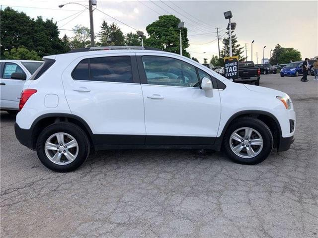 2014 Chevrolet Trax LT- GM CERTIFIED PRE-OWNED-1 OWNER TRADE (Stk: P6201) in Markham - Image 5 of 19