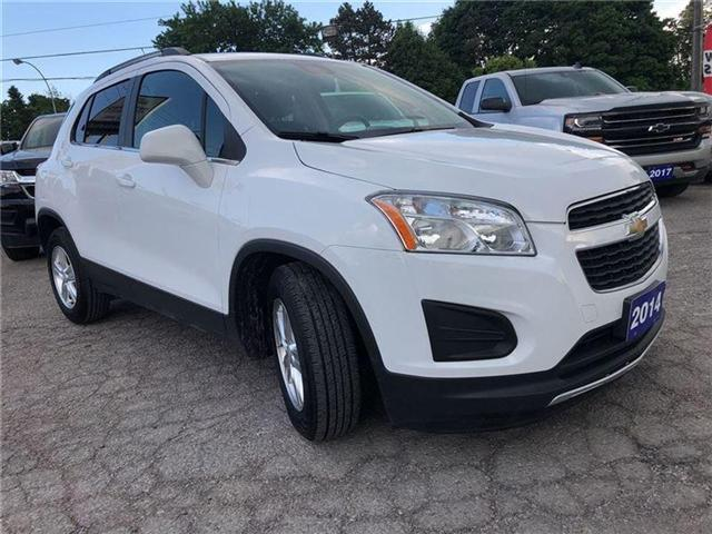 2014 Chevrolet Trax LT- GM CERTIFIED PRE-OWNED-1 OWNER TRADE (Stk: P6201) in Markham - Image 6 of 19
