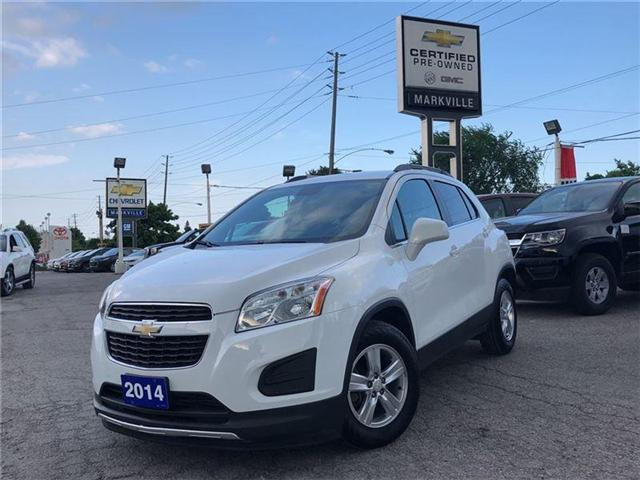 2014 Chevrolet Trax LT- GM CERTIFIED PRE-OWNED-1 OWNER TRADE (Stk: P6201) in Markham - Image 8 of 19