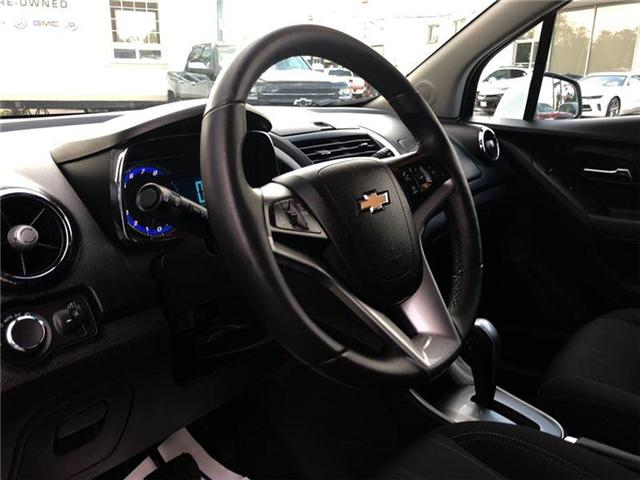 2014 Chevrolet Trax LT- GM CERTIFIED PRE-OWNED-1 OWNER TRADE (Stk: P6201) in Markham - Image 9 of 19