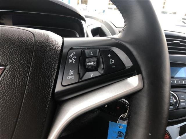 2014 Chevrolet Trax LT- GM CERTIFIED PRE-OWNED-1 OWNER TRADE (Stk: P6201) in Markham - Image 13 of 19