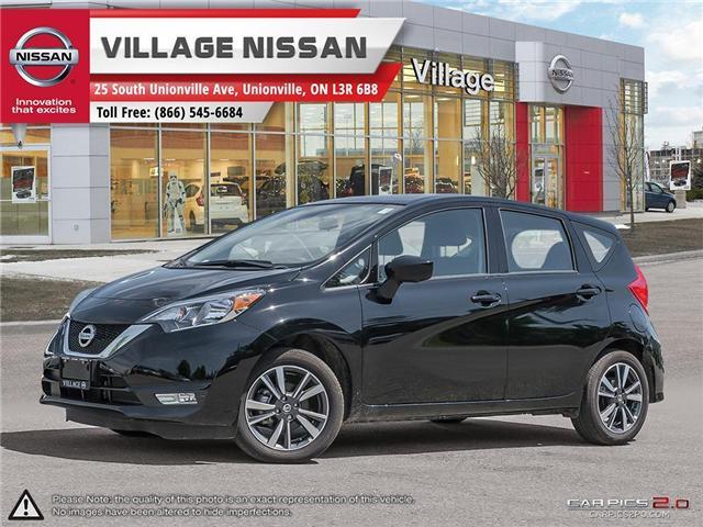 2017 Nissan Versa Note 1.6 SL (Stk: R71036) in Unionville - Image 1 of 27