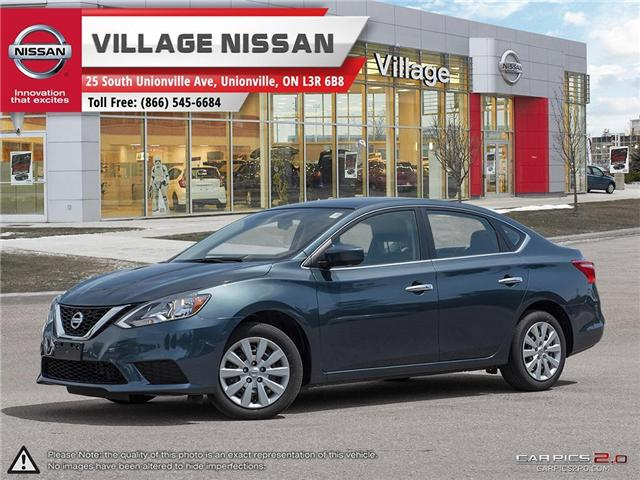 2017 Nissan Sentra 1.8 SV (Stk: R71069) in Unionville - Image 1 of 27