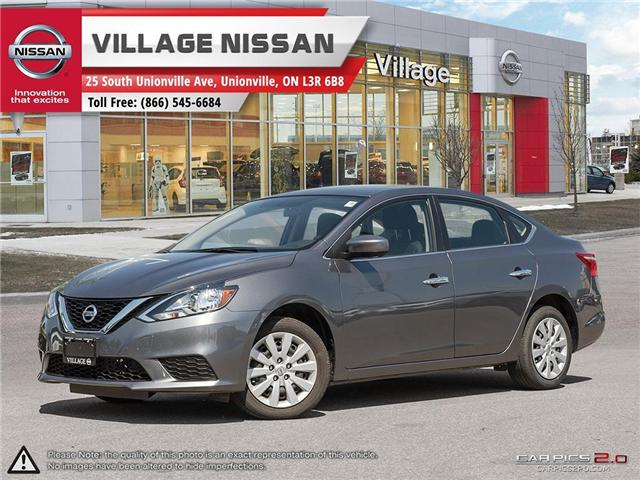 2017 Nissan Sentra 1.8 S (Stk: R70283) in Unionville - Image 1 of 27