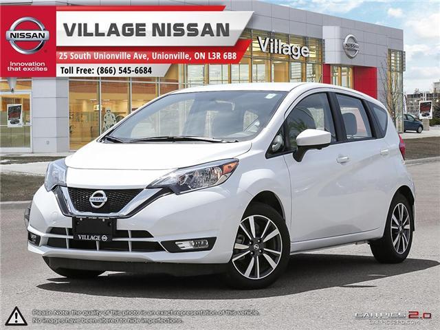 2017 Nissan Versa Note 1.6 SL (Stk: R70976) in Unionville - Image 1 of 27
