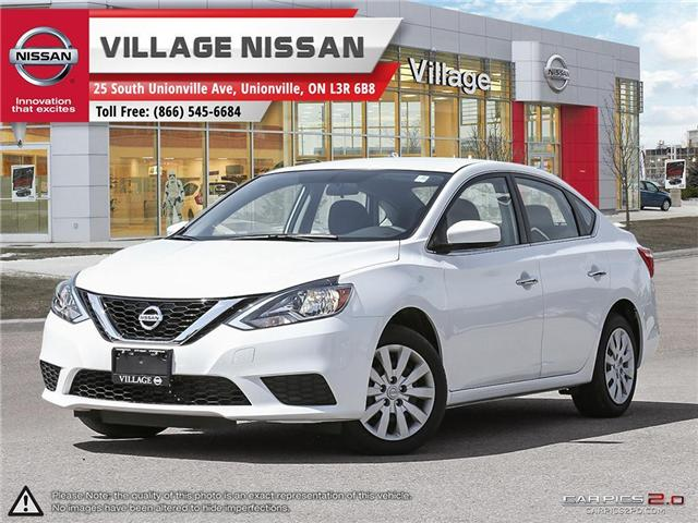2017 Nissan Sentra 1.8 SV (Stk: R71002) in Unionville - Image 1 of 27