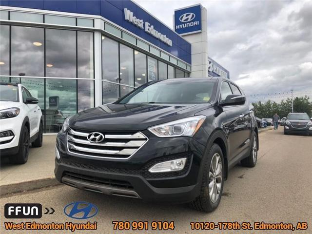 2013 Hyundai Santa Fe Sport  (Stk: 87240A) in Edmonton - Image 1 of 24