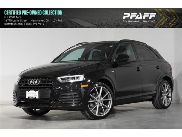 2017 Audi Q3 2.0T Technik (Stk: 52833) in Newmarket - Image 1 of 18