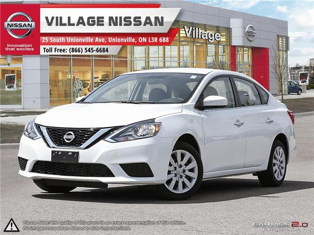 2017 Nissan Sentra 1.8 SV (Stk: R70965) in Unionville - Image 1 of 27
