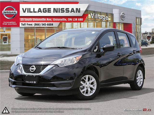 2017 Nissan Versa Note 1.6 SV (Stk: R70662) in Unionville - Image 1 of 27