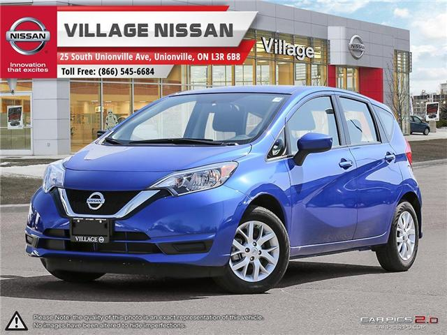 2017 Nissan Versa Note 1.6 SV (Stk: R70945) in Unionville - Image 1 of 27