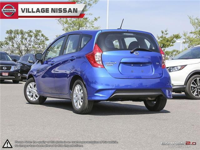 2017 Nissan Versa Note 1.6 SV (Stk: R70945) in Unionville - Image 4 of 27