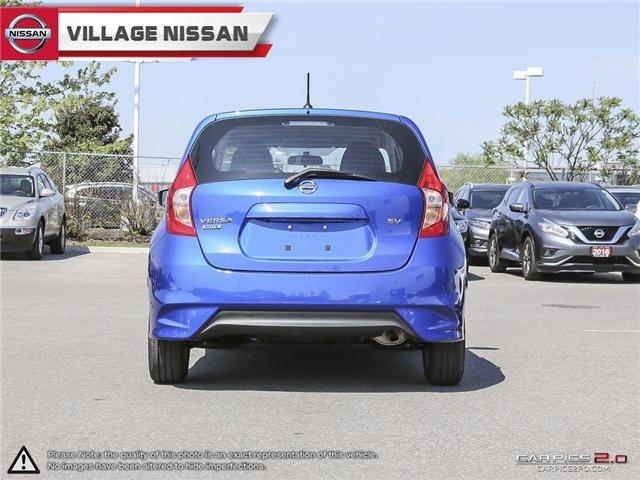2017 Nissan Versa Note 1.6 SV (Stk: R70945) in Unionville - Image 5 of 27