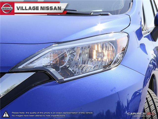 2017 Nissan Versa Note 1.6 SV (Stk: R70945) in Unionville - Image 10 of 27