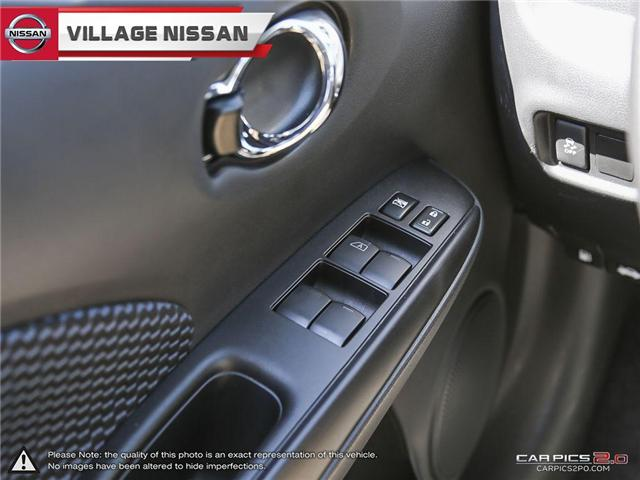 2017 Nissan Versa Note 1.6 SV (Stk: R70945) in Unionville - Image 17 of 27