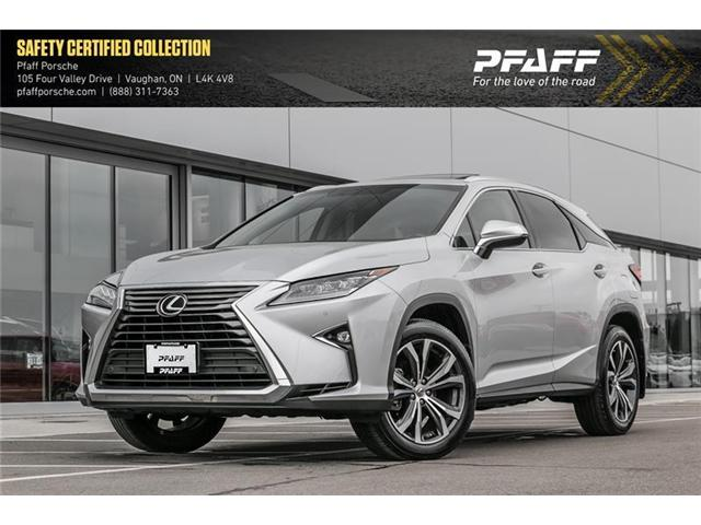 2016 Lexus RX350 8A (Stk: U7158) in Vaughan - Image 1 of 22
