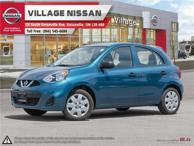 2017 Nissan Micra S (Stk: R70953) in Unionville - Image 1 of 27